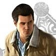 Reggie Rowe wig from inFamous: Second Son